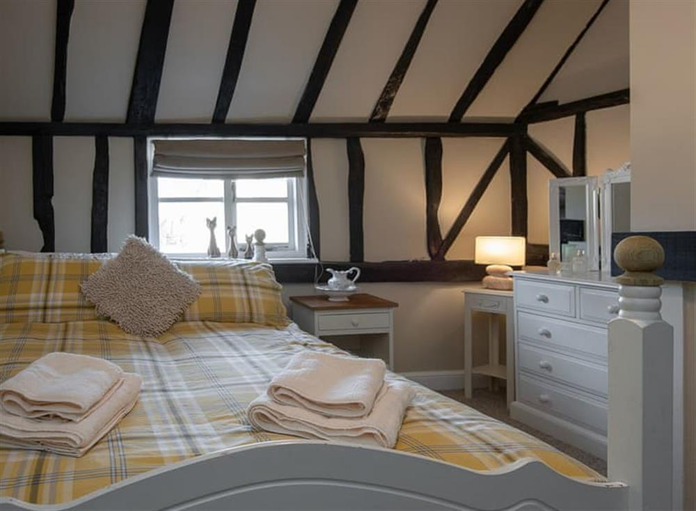 Double bedroom (photo 5) at West View in Dickleburgh, near Diss, Norfolk