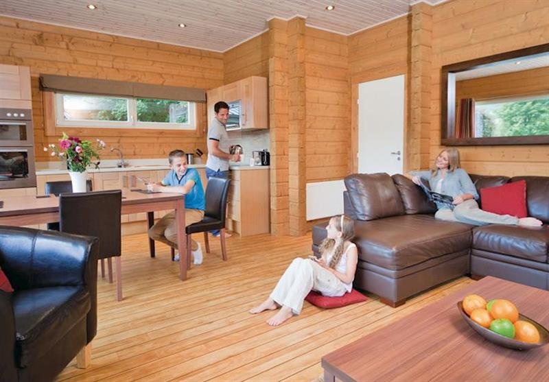 Westholme Beech VIP at Westholme Lodges in Yorkshire, North of England