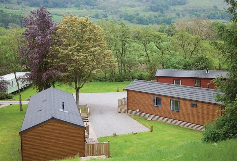 Westholme Cedar VIP (photo number 3) at Westholme Lodges in Yorkshire, North of England