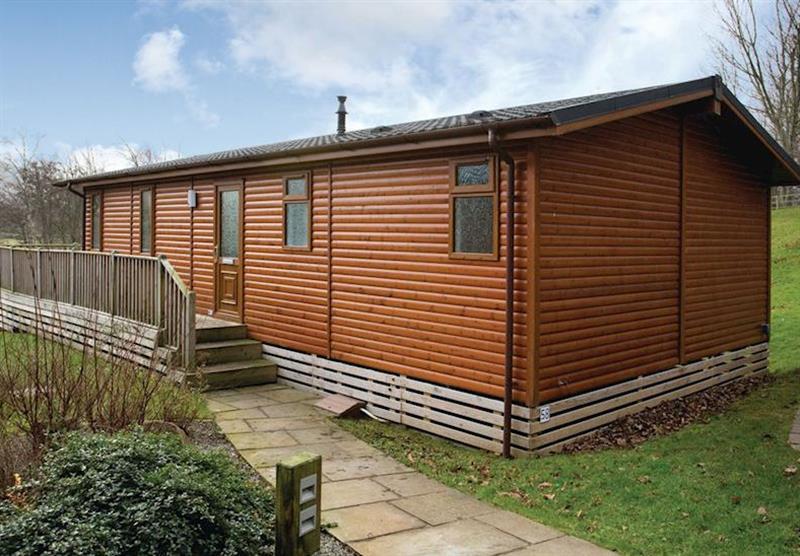 Westholme Maple Superior at Westholme Lodges in Yorkshire, North of England