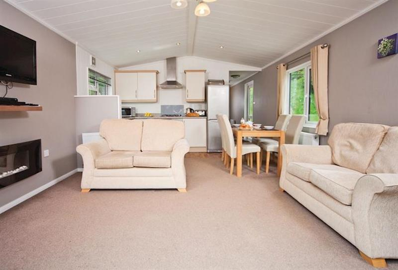 Westholme Maple VIP at Westholme Lodges in Yorkshire, North of England