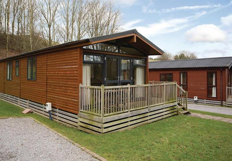 Westholme Sycamore VIP at Westholme Lodges in Yorkshire, North of England
