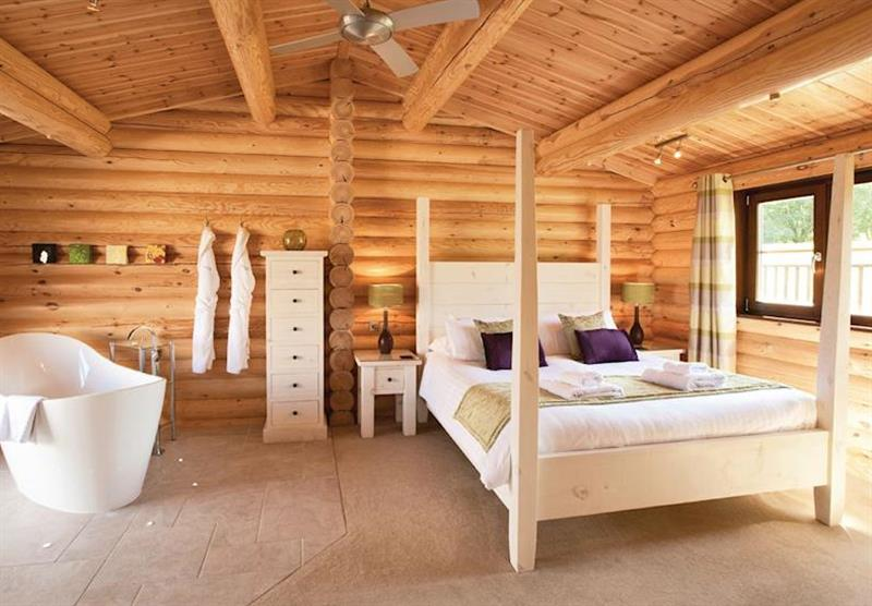 Maple Lodge at Weybread Lakes Lodges in , Norfolk