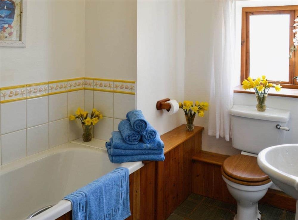 Bathroom at Foxglove,