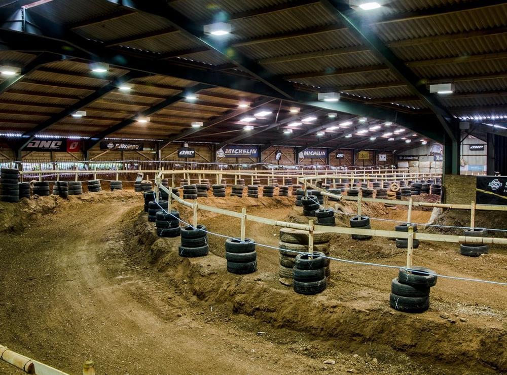 Racetrack at Foxglove,