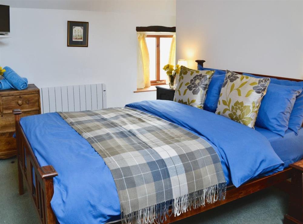 Double bedroom at Poppy,