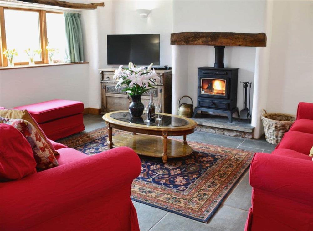 Living room at Poppy,