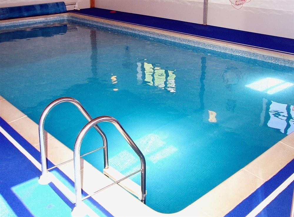 Swimming pool at Poppy,
