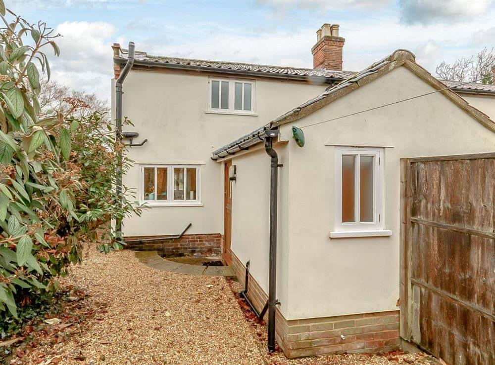 Exterior at Wheelwrights Cottage in Rumburgh, Suffolk