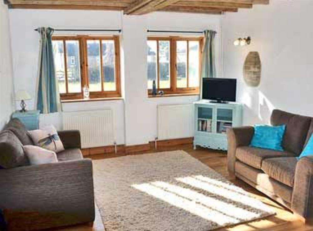 Open plan living/dining room/kitchen at Wheelwrights Cottage in Rumburgh, Suffolk