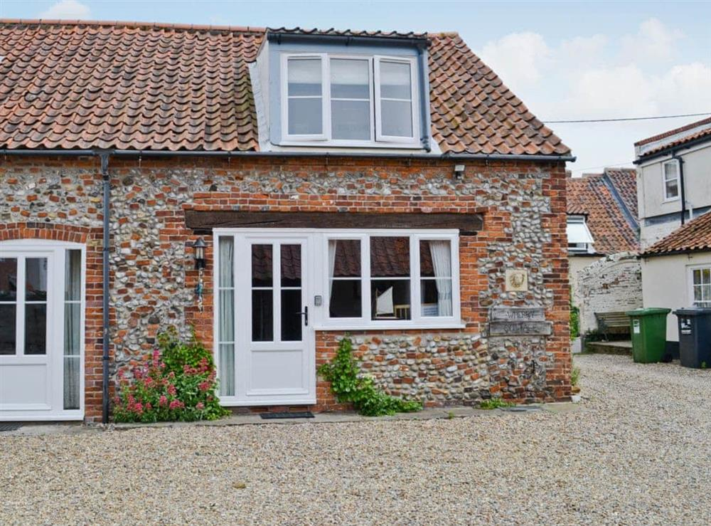 Exterior at Wherry Cottage in Wells-Next-The-Sea, Norfolk