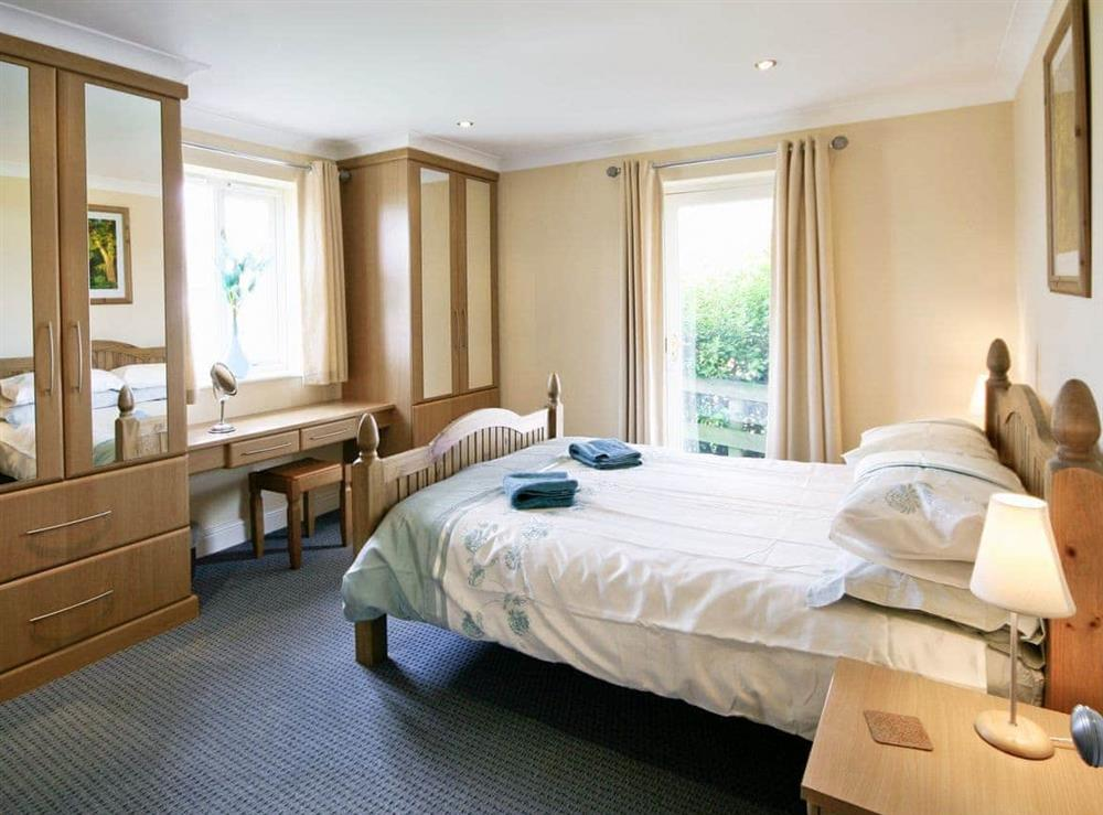 Double bedroom at Wherrymere in Norwich, Norfolk