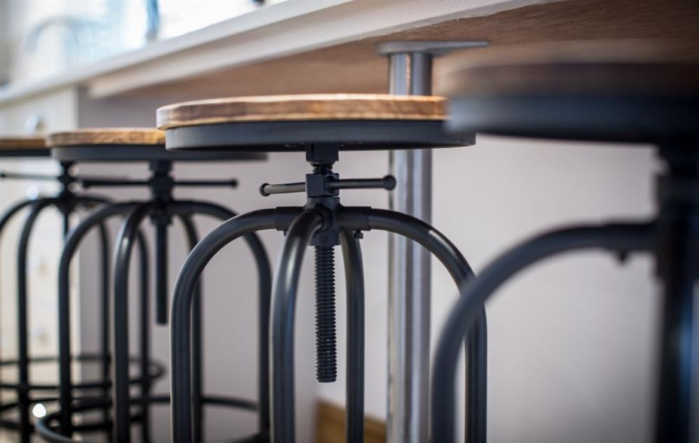 Ground floor: Breakfast bar stools