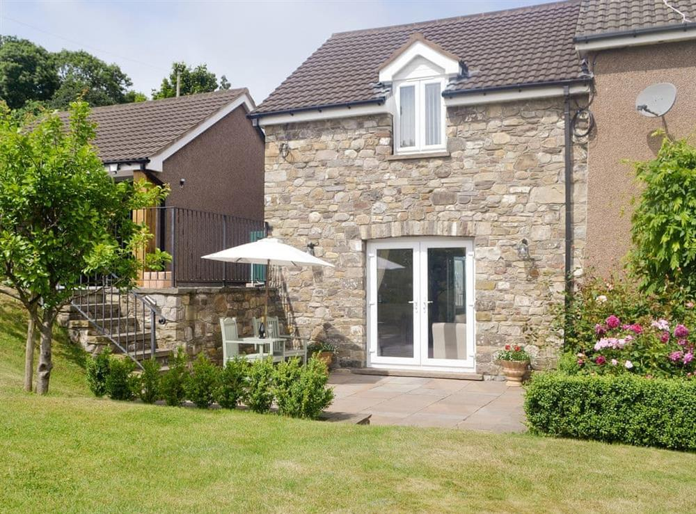 Delightful holiday home at White Rose Annexe in Gilwern, near Abergavenny, Monmouthshire, Gwent