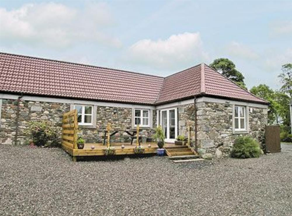 Exterior at White Wisp in Kinross, Perth and Kinross