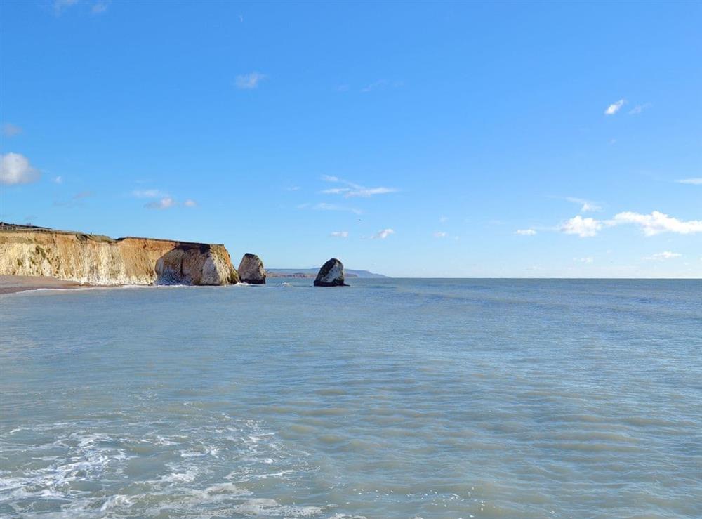 Seaside area of Freshwater Bay