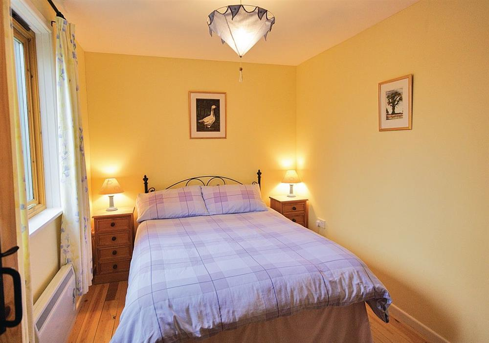 William Crump double bedroom at William Crump in Beccles, Suffolk