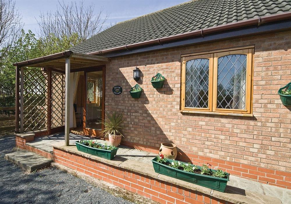 Willow Cottage at Willow Cottage in Driffield, North Humberside