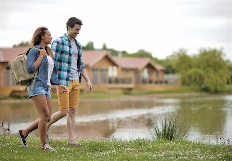 Photo 5 at Willow Lakes Lodges in Lincolnshire, East of England