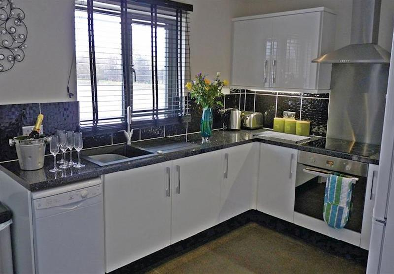 Swan Lodge (photo number 9) at Willow Lakes Lodges in Lincolnshire, East of England