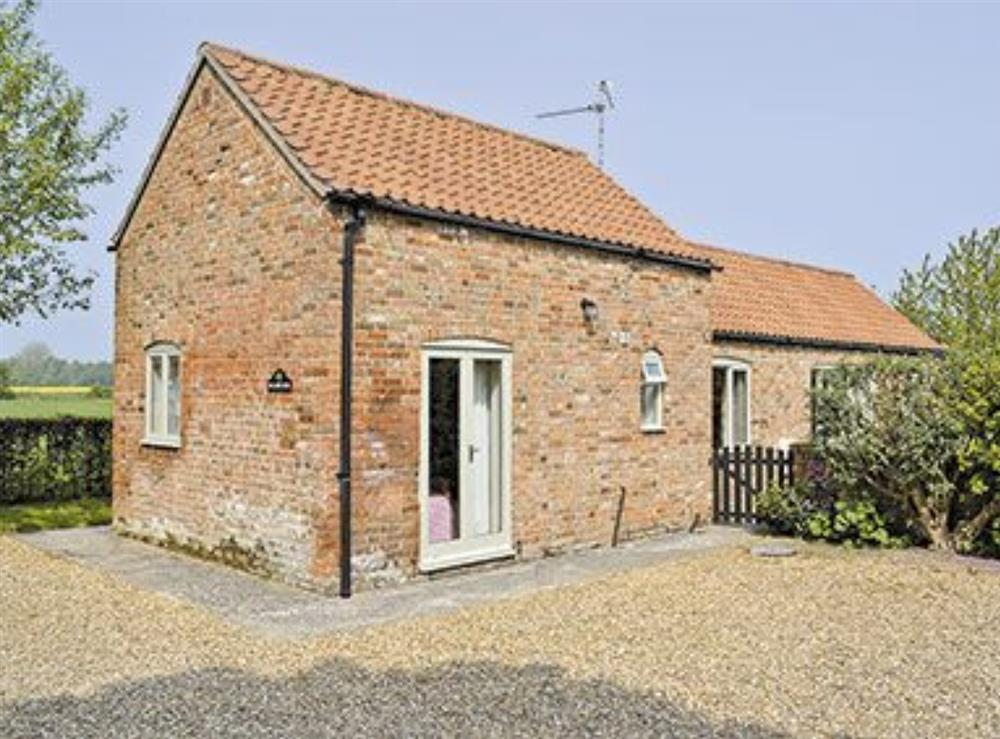 Exterior at Willows Barn in Terrington St Clements, Norfolk