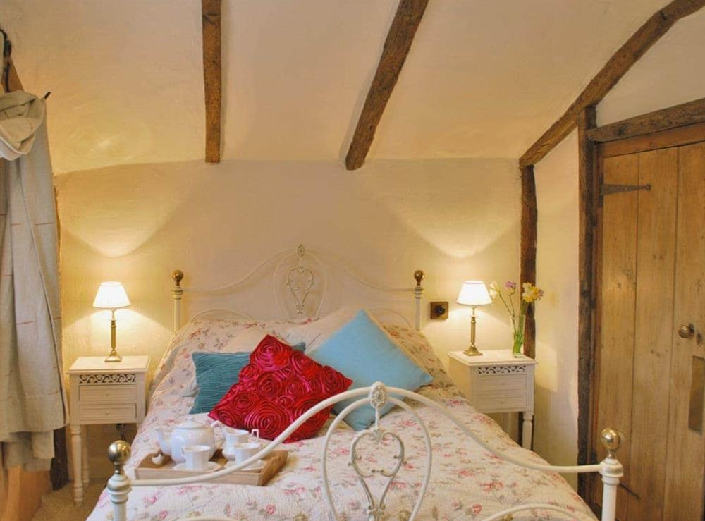 Double bedroom at Stable End,