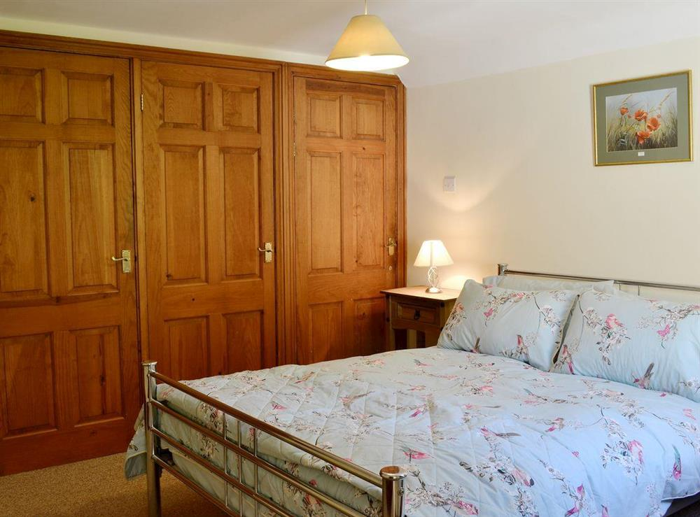 Double bedroom at Wonder Box Cottage in Popes Hill, nr Newnham-on-Severn, Gloucestershire