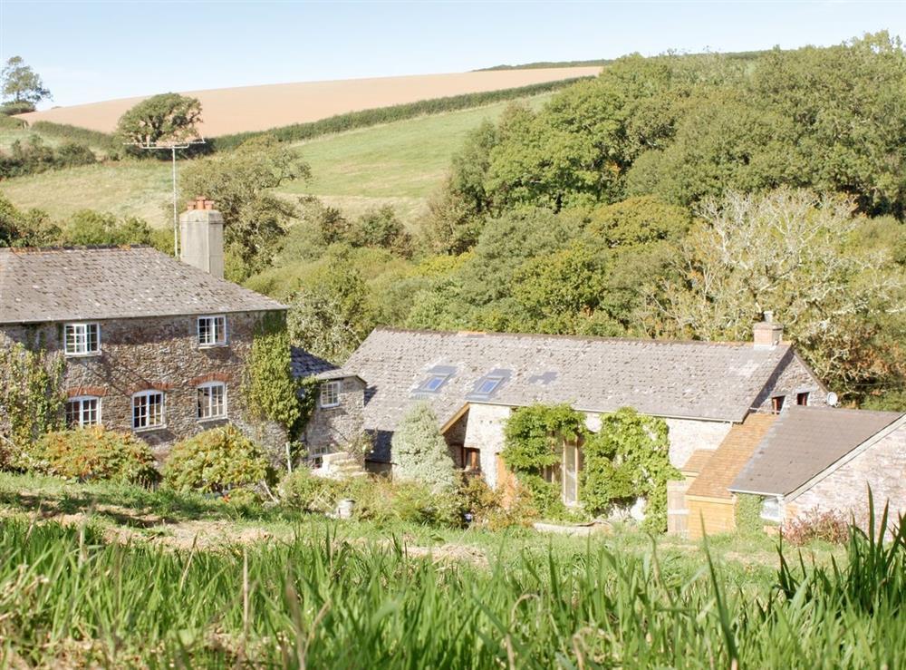 Around the complex at Fern Barn,