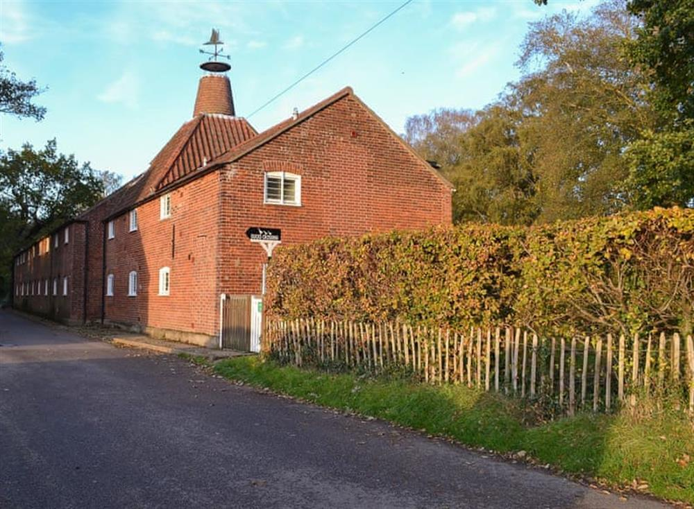 Peacefully located in a small village on The Broads at Woodbine Cottage in Ludham, Norfolk