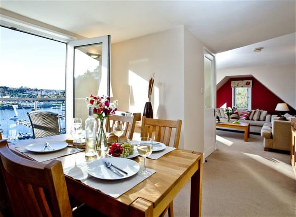 Dining Area (photo 2) at Woodbine House in Dartmouth & Kingswear, South Devon