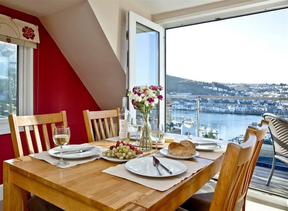 Dining Area (photo 3) at Woodbine House in Dartmouth & Kingswear, South Devon