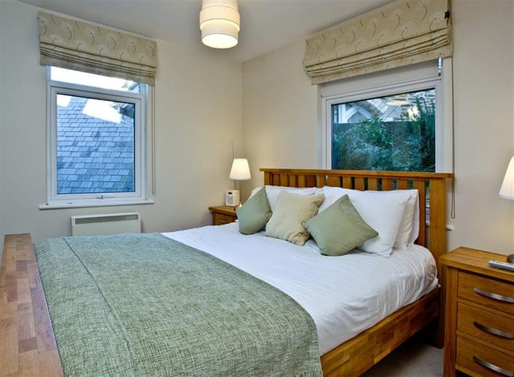 Double bedroom at Woodbine House in Dartmouth & Kingswear, South Devon