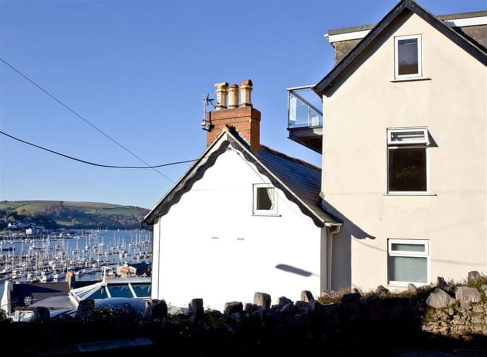 Exterior at Woodbine House in Dartmouth & Kingswear, South Devon