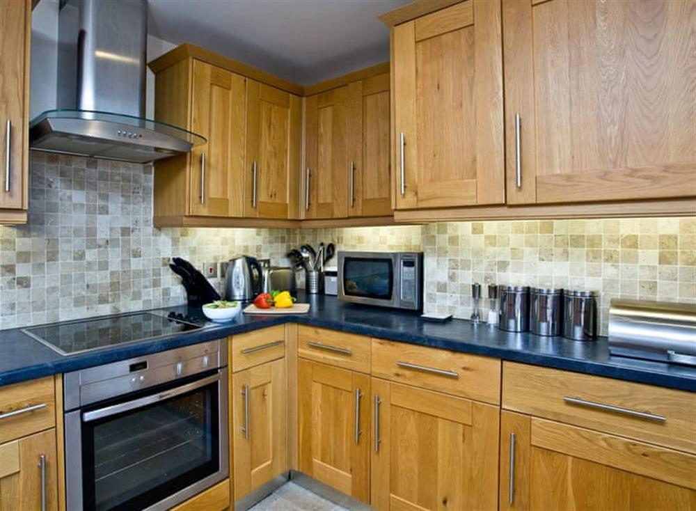 Kitchen at Woodbine House in Dartmouth & Kingswear, South Devon