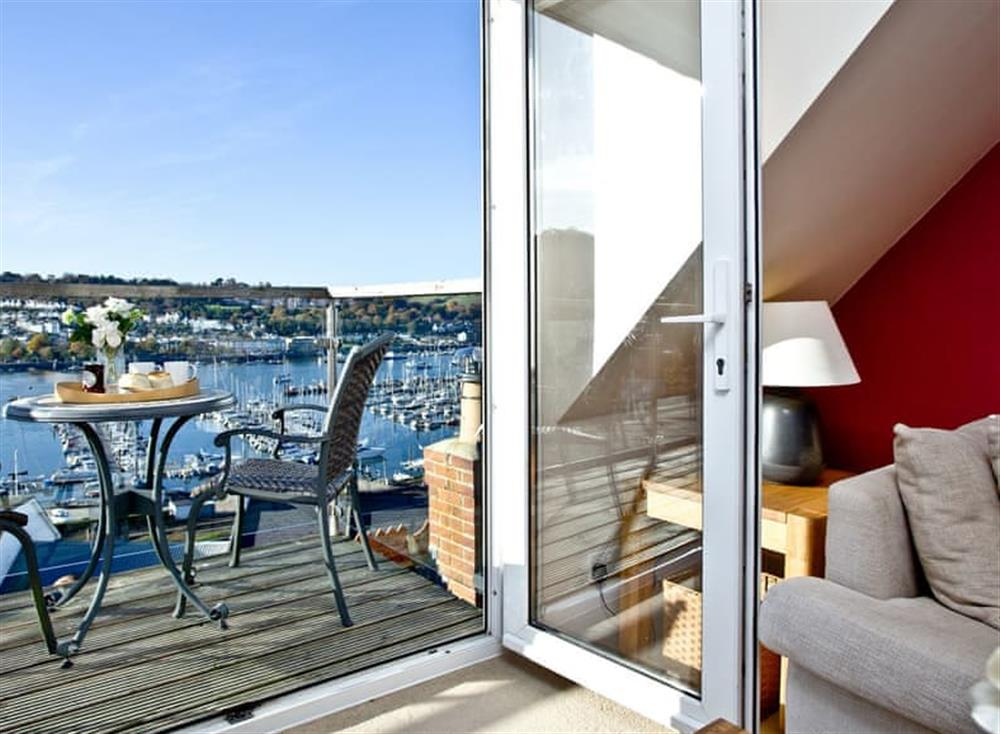 Living area (photo 2) at Woodbine House in Dartmouth & Kingswear, South Devon