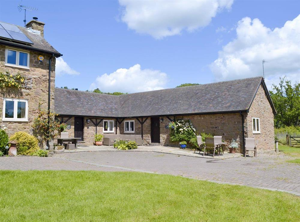 Appealing holiday home at The Old Barn,