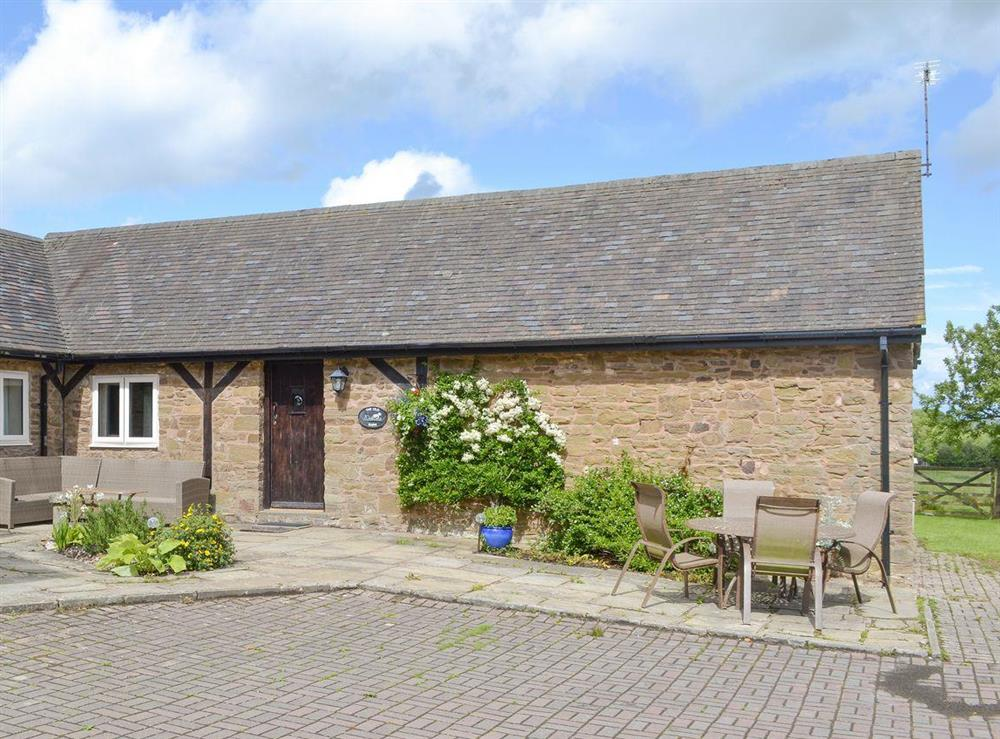 Attractive holiday home at The Old Barn,
