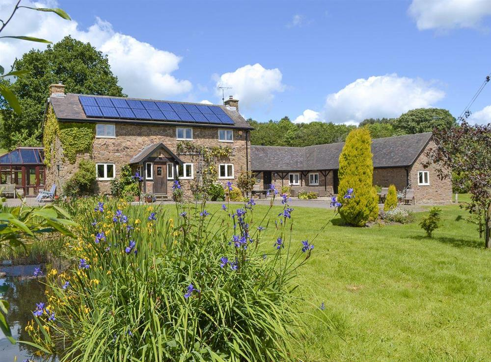 Picturesque holiday homes at The Old Barn,
