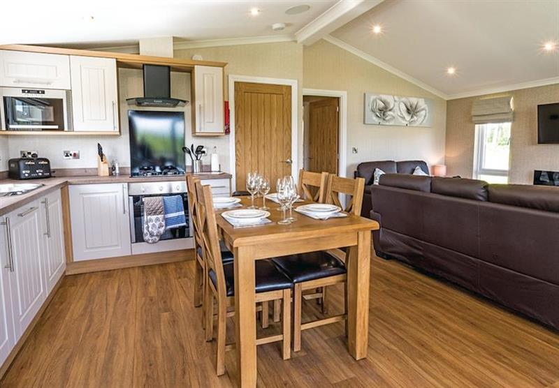 Lakeside 2 (photo number 11) at Woodhall Country Park Lodges in Woodhall Spa, Lincolnshire