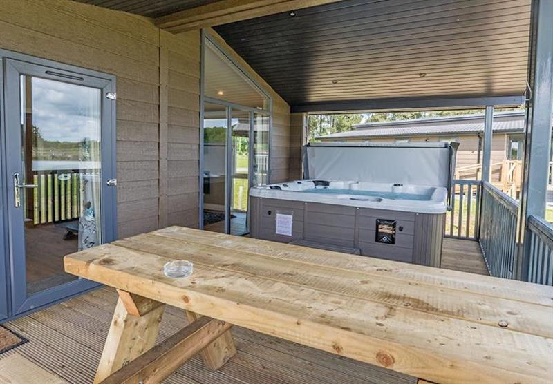 Lakeside 2 at Woodhall Country Park Lodges in Woodhall Spa, Lincolnshire