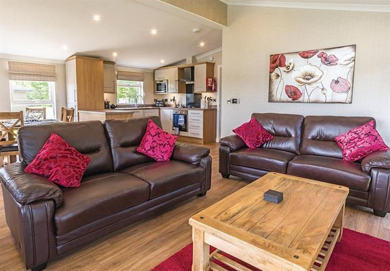 Lakeside 3 (photo number 14) at Woodhall Country Park Lodges in Woodhall Spa, Lincolnshire