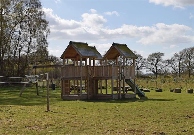 The park setting (photo number 5) at Woodhall Country Park Lodges in Woodhall Spa, Lincolnshire