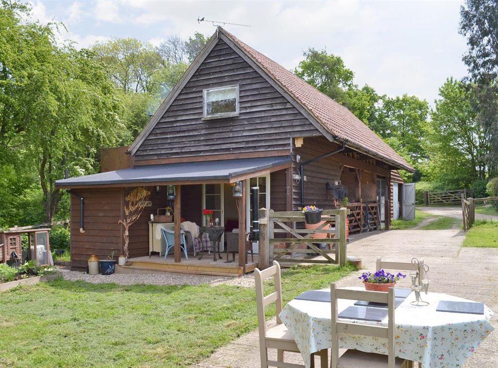 Characterful holiday property at Woodlands,