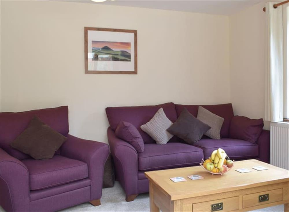 Comfortable living area (photo 2) at Woodpecker Rest in Llechryd, near Cardigan, Cardigan, Dyfed