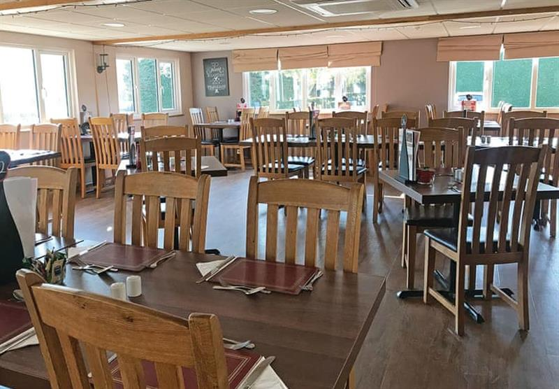 Cafe at Woodthorpe Leisure Park in Woodthorpe, Lincolnshire