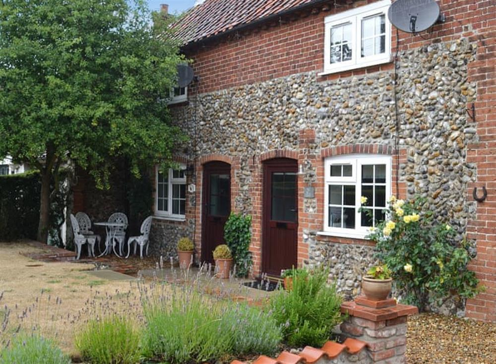 Cosy retreat full of character and charm at Wren Cottage in Hindringham, near Fakenham, Norfolk