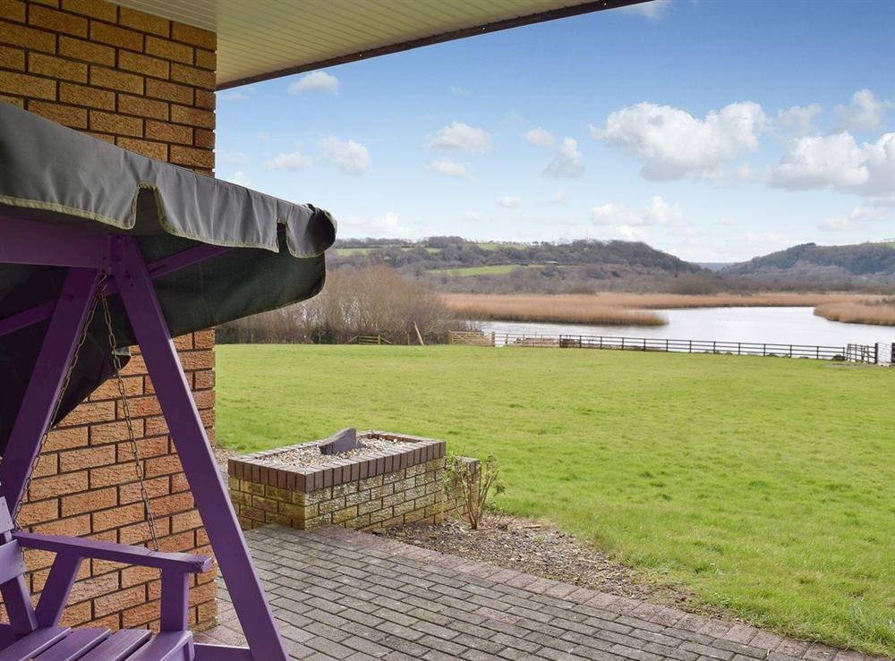 View at Y Dorlan in Cardigan, Dyfed
