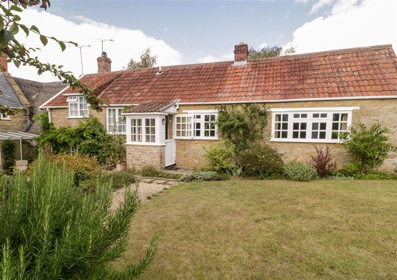 This is the setting of Yeoman Cottage