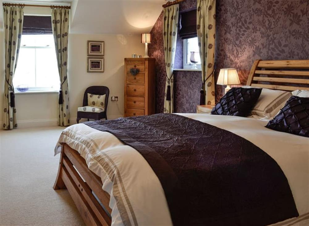 Double bedroom at Yonderton House,