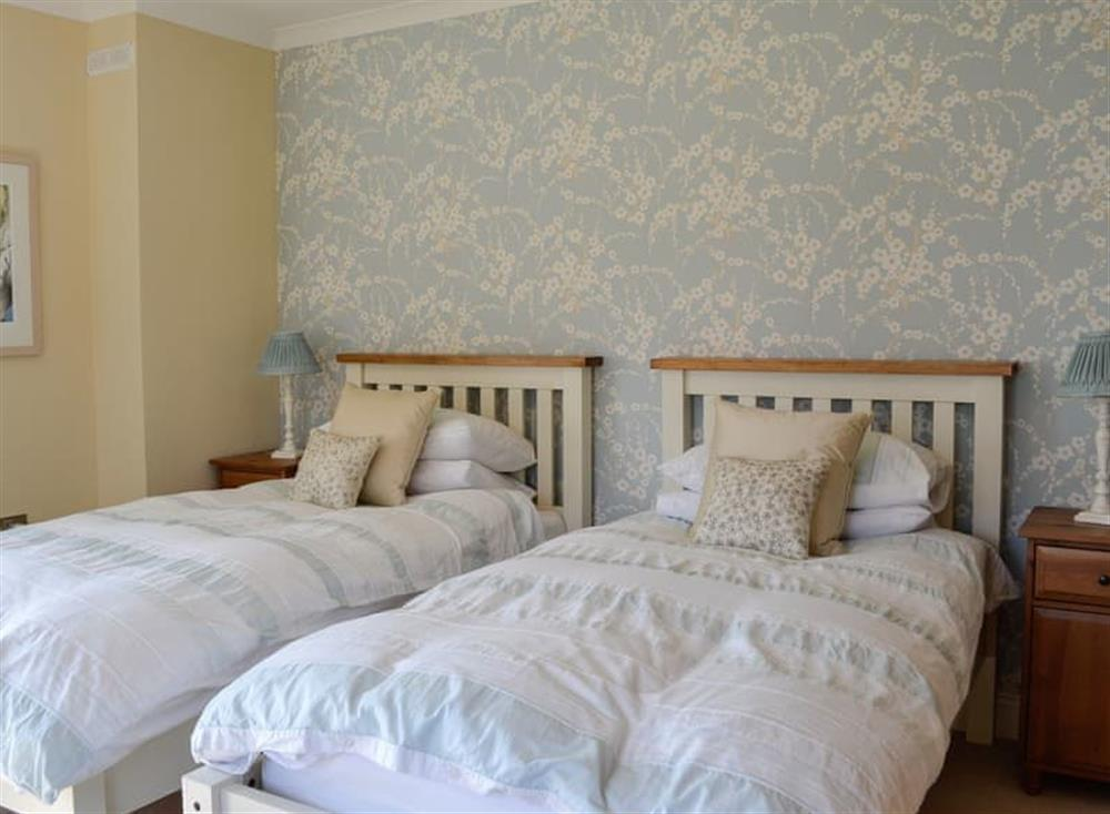 Twin bedroom at Yonderton House,